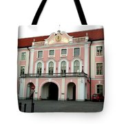 Toompea Castle  Tote Bag