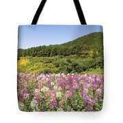Toong Bua Tong Forest Park Tote Bag