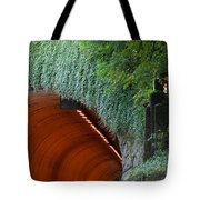 Tooth Rock Tunnel Tote Bag