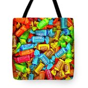 Tootsie Fruit Chews Tote Bag