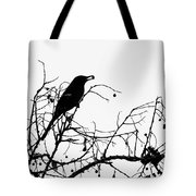 Top Bird Tote Bag