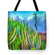 Top Discussion Tote Bag