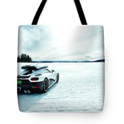 Top Gear Tote Bag