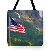 Top Of The Continental D. Tote Bag