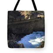 Top Of The Cove Tote Bag