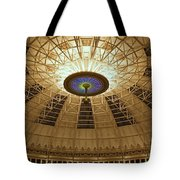 Top Of The Dome Tote Bag by Sandy Keeton