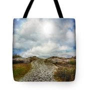 Top Of The Dunes Tote Bag