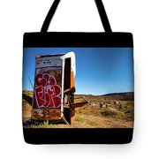 Top Of The Forest Tote Bag