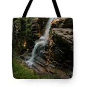 Top Of The Gorge Tote Bag