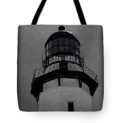 Top Of The Lighthouse Tote Bag