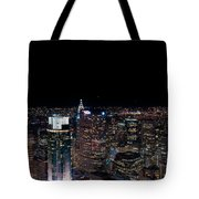 Top Of The Rock 3 Tote Bag