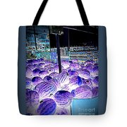 Top Secret Area 51 Watermelons Tote Bag