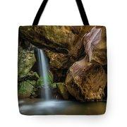 Topanga Grotto Tote Bag