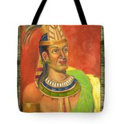 Topiltzin Illustration Tote Bag