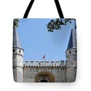 Topkapi Palace Museum 1524 Tote Bag
