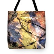 Topographical Tote Bag