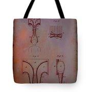 Topophone Patent Drawing 1e Tote Bag