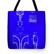 Topophone Patent Drawing  Tote Bag
