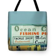Topsail Island 1996 Ocean City Tote Bag