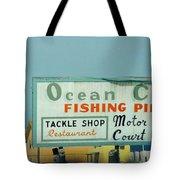 Topsail Island Ocean City 1996 Tote Bag