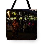 Torchlight Parade Tote Bag