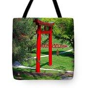 Torii Gate- Horizontal Tote Bag