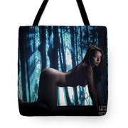 Toriwaits Nude Fine Art Print Photograph In Color 5071.02 Tote Bag