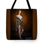 Toriwaits Nude Fine Art Print Photograph In Color 5078.02 Tote Bag