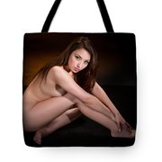 Toriwaits Nude Fine Art Print Photograph In Color 5084.02 Tote Bag