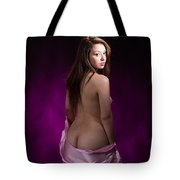 Toriwaits Nude Fine Art Print Photograph In Color 5090.02 Tote Bag