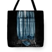 Tormented In Grace Tote Bag