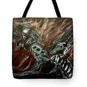 Tormented Soul Tote Bag