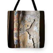 Torn Curtain Tote Bag