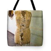 Torn Dress Form Tote Bag