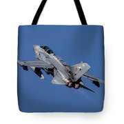 Tornado Gets Airborne  Tote Bag