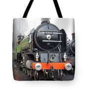 Tornado  Living Steam Tote Bag