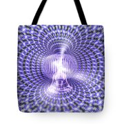 Toroidal Hologram Tote Bag