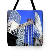 Toronto 12 Tote Bag