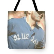 Toronto Blue Jays Josh Donaldson 4 Tote Bag