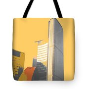 Toronto City Hall Arches Tote Bag