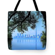 Toronto Framed Tote Bag
