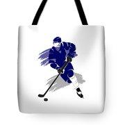 Toronto Maple Leafs Player Shirt Tote Bag