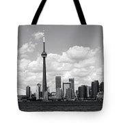 Toronto Skyline 11 Tote Bag