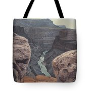Toroweap Overlook Grand Canyon North Rim Tote Bag