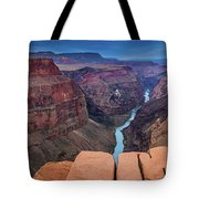 Toroweap Panorama Tote Bag