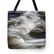 Water Flow 2 Tote Bag
