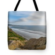 Torrey Pines, San Diego Beach, California Tote Bag