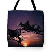 Torrey Pines Twinkle Twinkle Tote Bag