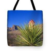Torrey Yucca Tote Bag