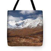 Torridon Panorama Tote Bag